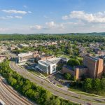 Radford University Drone Photo